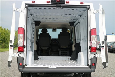 2017 ProMaster 1500 Low Roof,  Empty Cargo Van #N49005 - photo 2