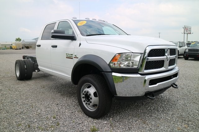 2017 Ram 4500 Crew Cab DRW 4x4, Truck Craft Dump Body #N50356 - photo 3