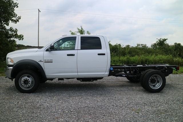 2017 Ram 4500 Crew Cab DRW 4x4, Truck Craft Dump Body #N50356 - photo 10