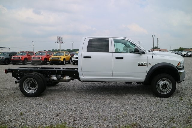 2017 Ram 4500 Crew Cab DRW 4x4, Truck Craft Dump Body #N50356 - photo 12