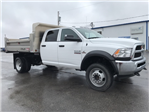 2017 Ram 4500 Crew Cab DRW 4x4, Truck Craft Dump Body #N50356 - photo 1
