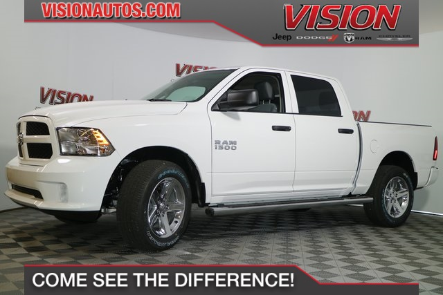 2017 Ram 1500 Crew Cab 4x4, Pickup #N51323 - photo 1