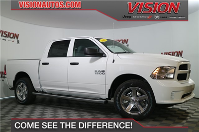 2017 Ram 1500 Crew Cab 4x4, Pickup #N51323 - photo 3