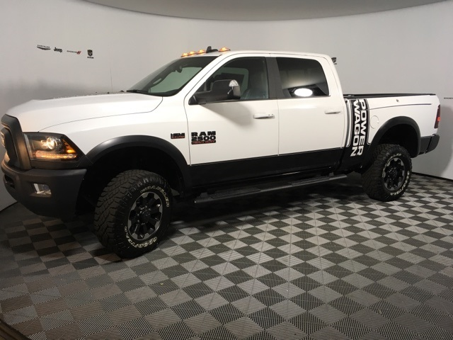2018 Ram 2500 Crew Cab 4x4,  Pickup #N51968 - photo 12