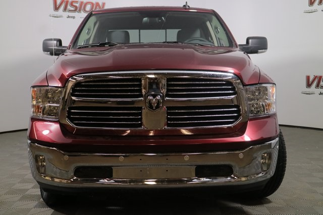 2018 Ram 1500 Crew Cab 4x4, Pickup #N68022 - photo 4