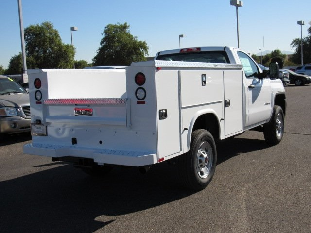2017 Sierra 2500 Regular Cab, Service Body #17591 - photo 2