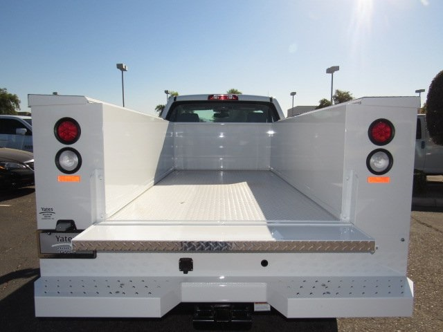 2017 Sierra 2500 Regular Cab, Service Body #17591 - photo 14