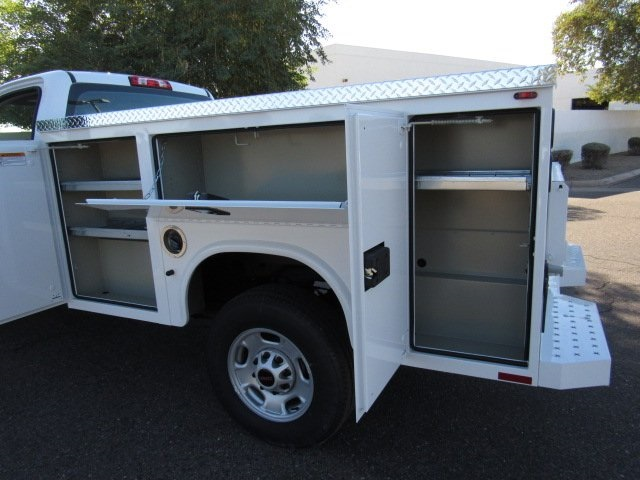 2017 Sierra 2500 Regular Cab, Service Body #17591 - photo 16