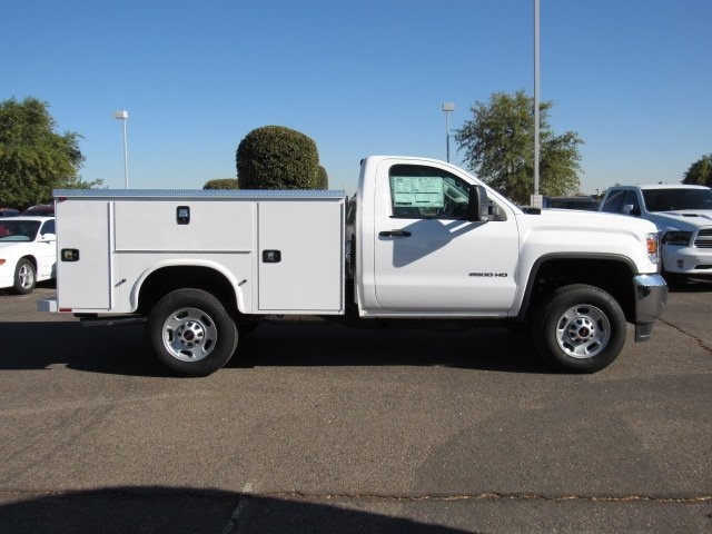 2017 Sierra 2500 Regular Cab, Service Body #17591 - photo 6