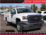 2017 Sierra 2500 Regular Cab, Service Body #17591 - photo 1