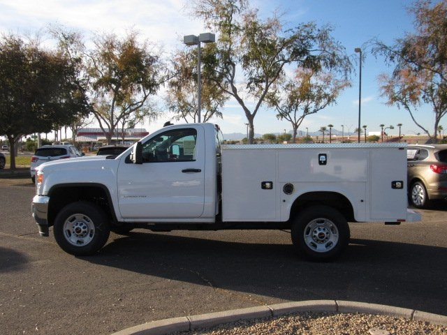 2017 Sierra 2500 Regular Cab, Service Body #17592 - photo 13
