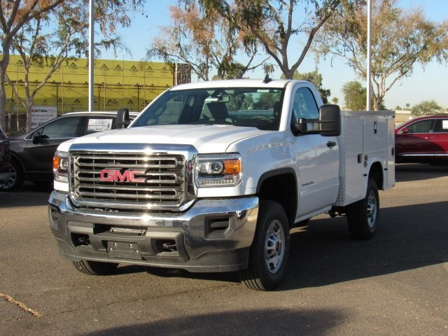 2017 Sierra 2500 Regular Cab, Service Body #17592 - photo 14