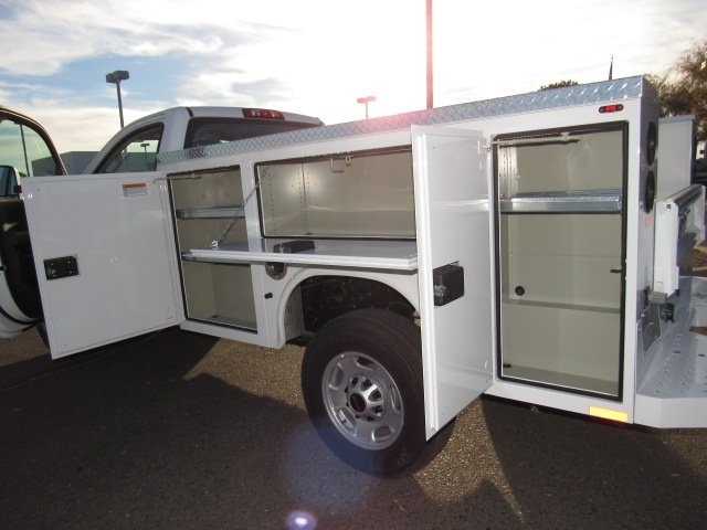2017 Sierra 2500 Regular Cab, Service Body #17592 - photo 17