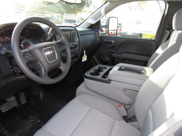 2017 Sierra 2500 Regular Cab, Service Body #17592 - photo 3