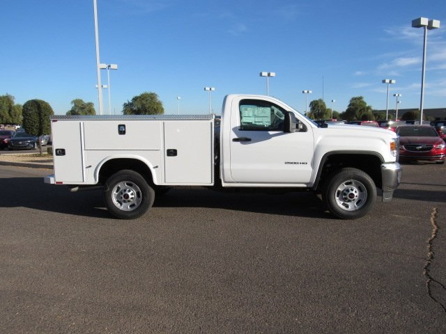 2017 Sierra 2500 Regular Cab, Service Body #17592 - photo 4