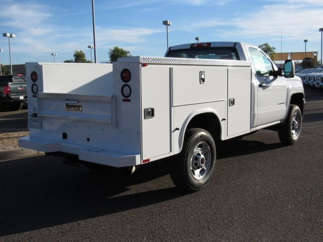 2017 Sierra 2500 Regular Cab, Service Body #17592 - photo 2