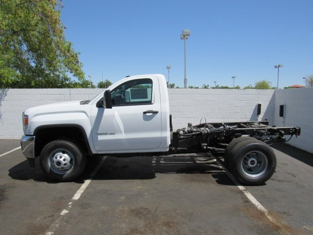 2018 Sierra 3500 Regular Cab, Cab Chassis #18396 - photo 5