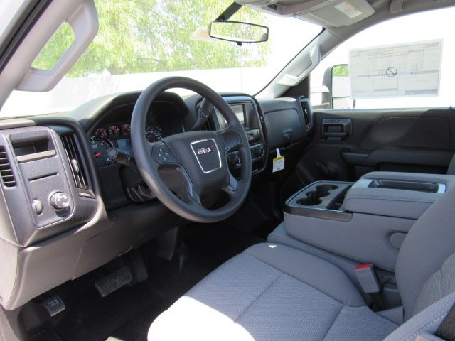 2018 Sierra 3500 Regular Cab, Cab Chassis #18396 - photo 8