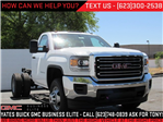 2018 Sierra 3500 Regular Cab, Cab Chassis #18396 - photo 1