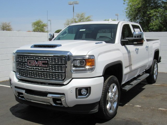 2018 Sierra 2500 Crew Cab 4x4, Pickup #18402 - photo 4