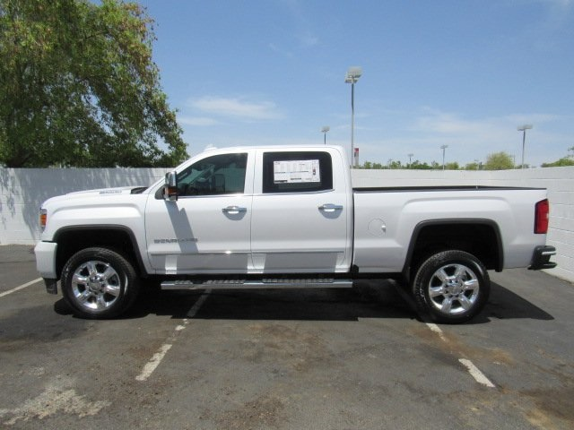 2018 Sierra 2500 Crew Cab 4x4, Pickup #18402 - photo 5