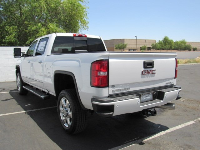 2018 Sierra 2500 Crew Cab 4x4, Pickup #18402 - photo 6