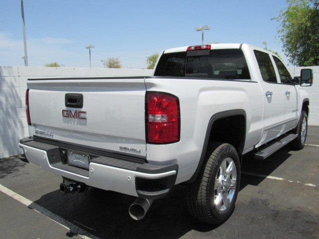 2018 Sierra 2500 Crew Cab 4x4, Pickup #18402 - photo 2