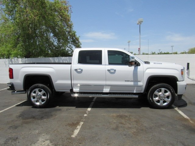 2018 Sierra 2500 Crew Cab 4x4, Pickup #18402 - photo 8