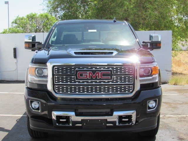 2018 Sierra 2500 Crew Cab 4x4, Pickup #D18385 - photo 3
