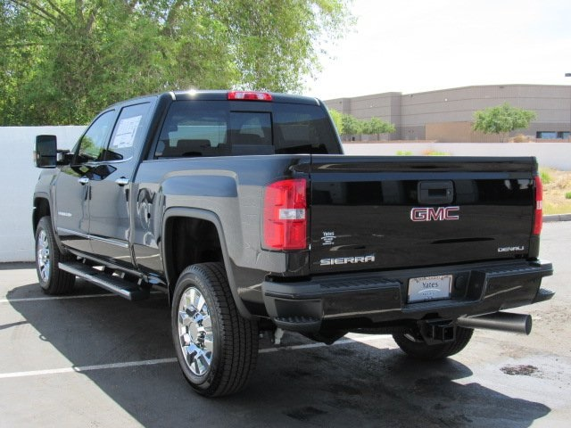 2018 Sierra 2500 Crew Cab 4x4, Pickup #D18385 - photo 6