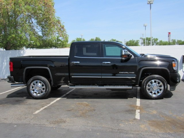 2018 Sierra 2500 Crew Cab 4x4, Pickup #D18385 - photo 8