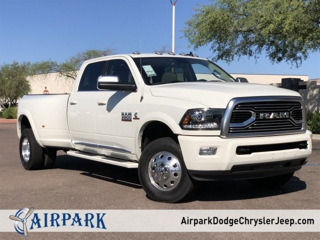 2018 Ram 3500 Crew Cab DRW 4x4,  Pickup #JG244804 - photo 1
