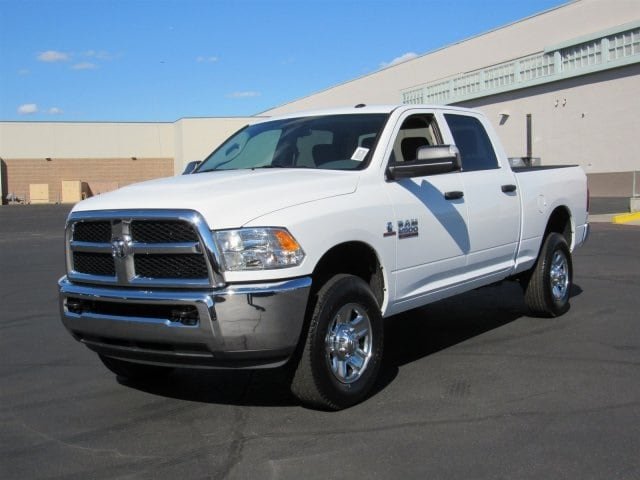 2018 Ram 2500 Crew Cab 4x4,  Pickup #JG329644 - photo 3