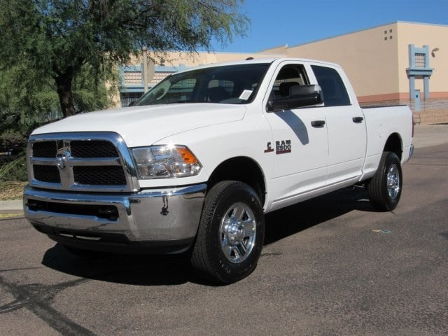 2018 Ram 2500 Crew Cab 4x4,  Pickup #JG329666 - photo 3