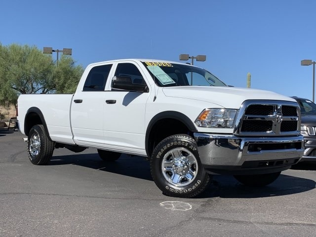 2018 Ram 2500 Crew Cab 4x4,  Pickup #JG329671A - photo 6