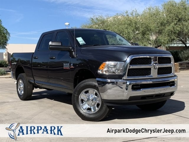 2018 Ram 2500 Crew Cab 4x4,  Pickup #JG338091 - photo 1