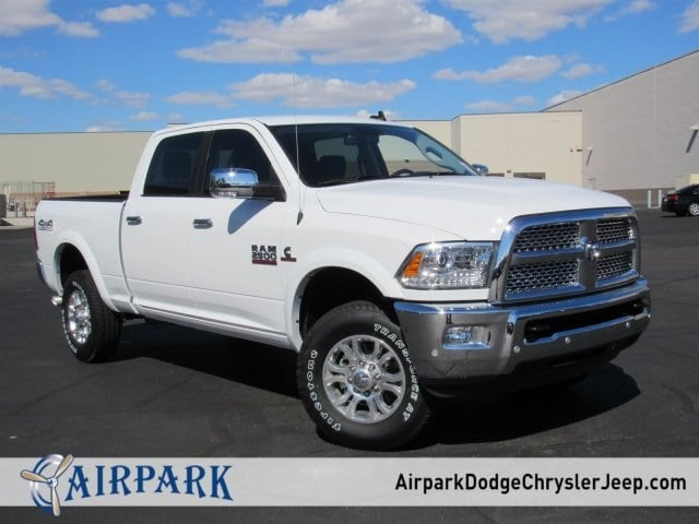 2018 Ram 2500 Crew Cab 4x4,  Pickup #JG351434 - photo 1