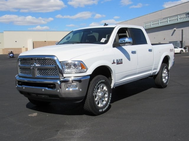 2018 Ram 2500 Crew Cab 4x4,  Pickup #JG351434 - photo 3