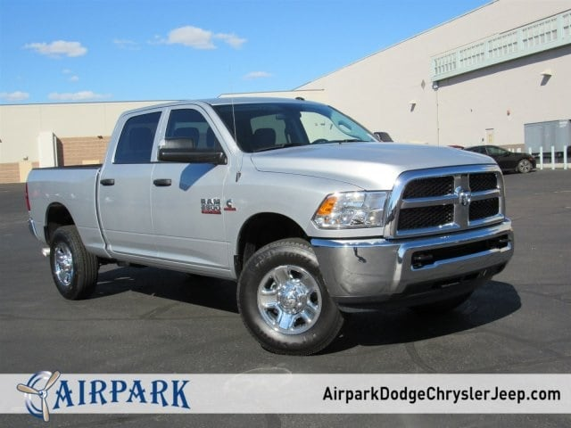 2018 Ram 2500 Crew Cab 4x4,  Pickup #JG351442 - photo 1