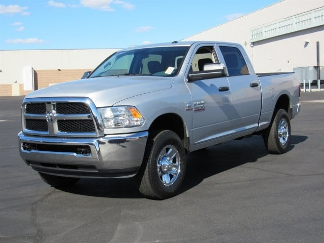 2018 Ram 2500 Crew Cab 4x4,  Pickup #JG351442 - photo 3