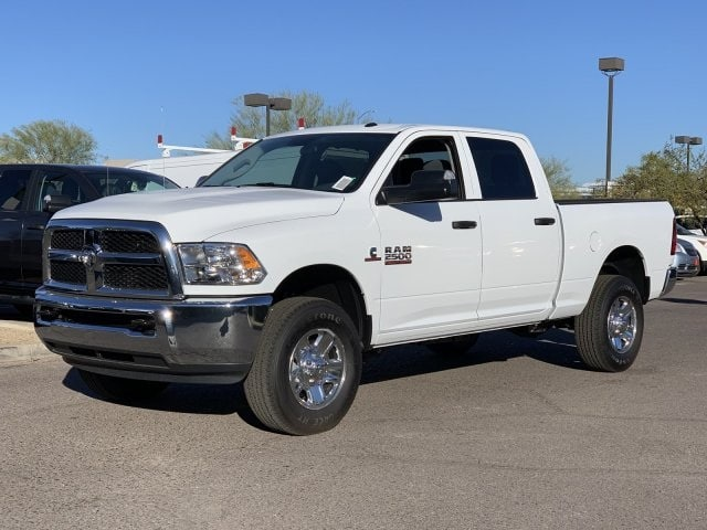 2018 Ram 2500 Crew Cab 4x4,  Pickup #JG358653 - photo 4