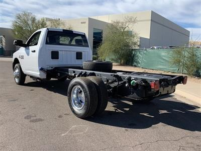 2018 Ram 3500 Regular Cab DRW 4x2,  Cab Chassis #JG376206 - photo 3