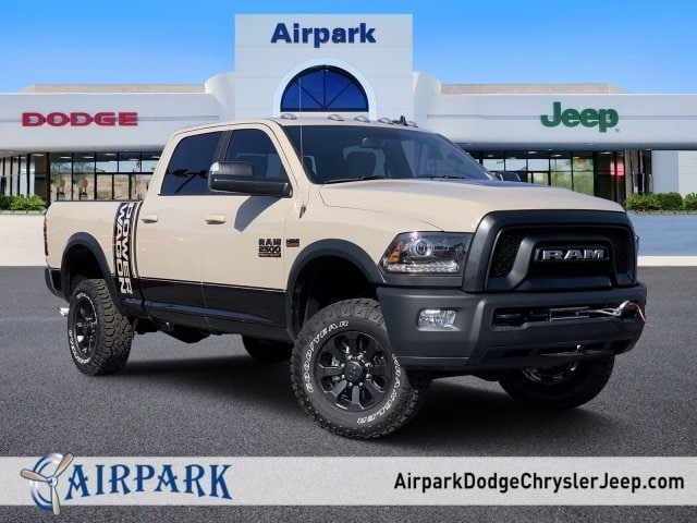 2018 Ram 2500 Crew Cab 4x4,  Pickup #JG396019 - photo 1