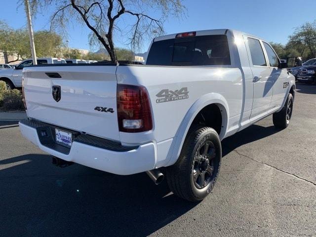 2018 Ram 2500 Mega Cab 4x4,  Pickup #JG405528 - photo 1