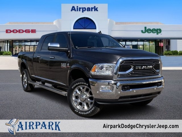 2018 Ram 2500 Mega Cab 4x4,  Pickup #JG405556 - photo 1