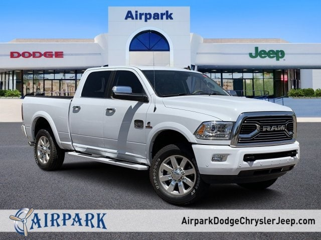 2018 Ram 2500 Crew Cab 4x4,  Pickup #JG429933 - photo 1