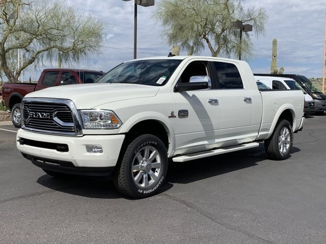 2018 Ram 3500 Mega Cab 4x4,  Pickup #JG430518 - photo 5