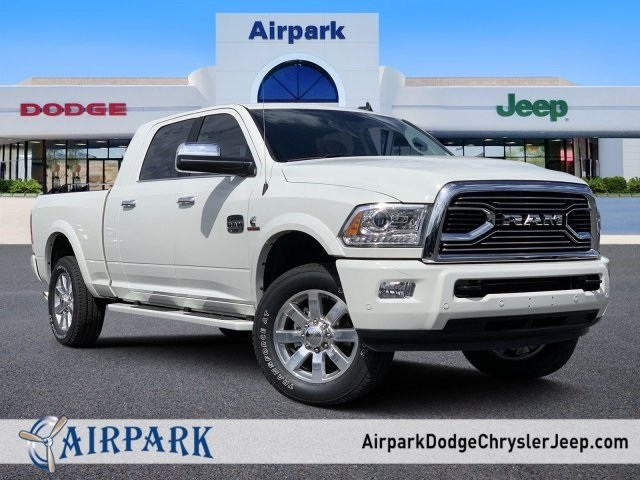 2018 Ram 3500 Mega Cab 4x4,  Pickup #JG430518 - photo 1