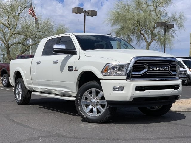 2018 Ram 3500 Mega Cab 4x4,  Pickup #JG430518 - photo 3