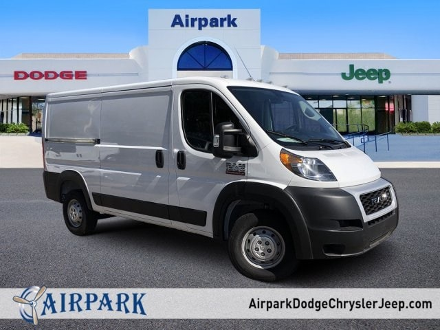 2019 ProMaster 1500 Standard Roof FWD,  Empty Cargo Van #KE500609 - photo 1